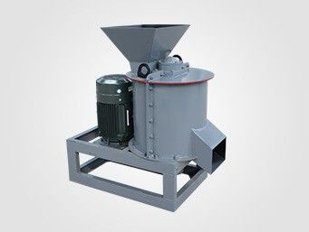 Vertical Type Semi Wet Material Crusher