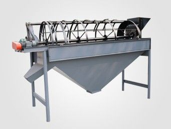 Rotary Drum Screener