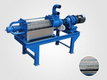 Simple Dewatering Machine